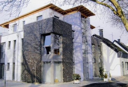 Architekturb ro ratka kornettka neubau eines wohn und for Architekturburo oberhausen